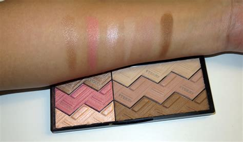by terry sun designer palettes beautygypsy review by terry sun designer palettes in light tan