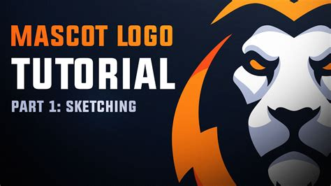 tutorial logo youtube mascot logo tutorial 1 sketching with dasedesigns youtube