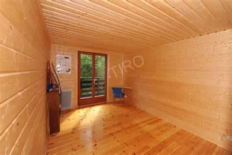 Plafond En Bois Brut by 3 Plafond Clins Sapin Brut De Sciage Maisons Ossature