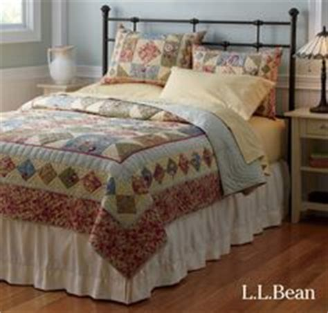 Llbean Bedding by Bedrooms By L L Bean On Bedding Floral Quilts