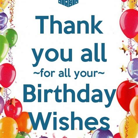 thank you for the birthday wishes images thank you images for whatsapp thank you