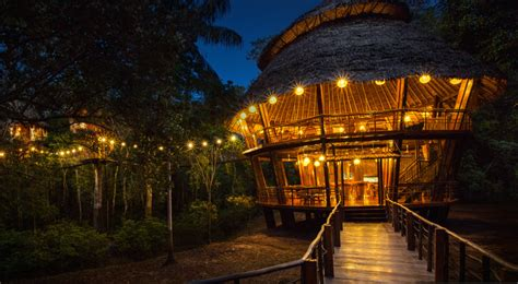 amazon lodges  iquitos peru rainforest cruises