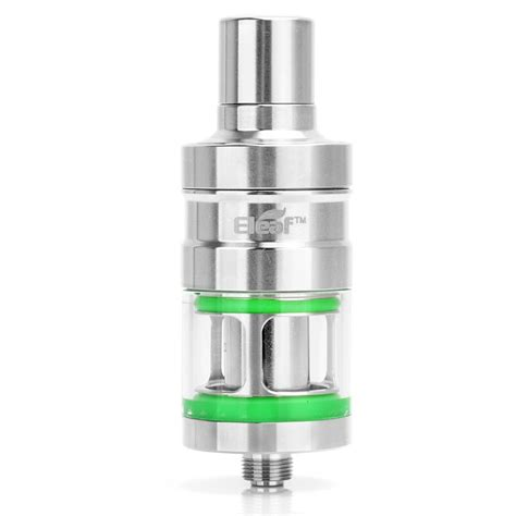 Authentic Eleaf Lyche Rta Ss Limited buy authentic eleaf gs air m dual coil airflow adjustable atomizer silver transparent
