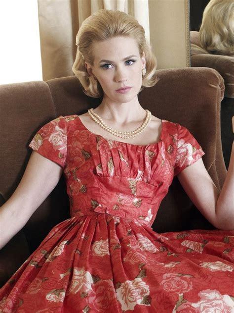 Betty Draper Wardrobe mrs betty draper tv series mad
