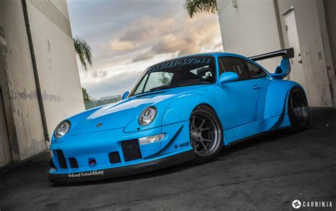 Riviera Blue Porsche Rwb 911 Cars For Sale