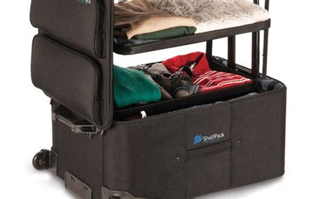 travel suitcase with drawers you ve got to see this expanding suitcase turn into chest