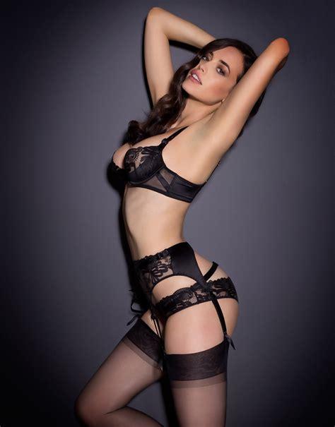 sarah stephens models agent provocateur s new collection sarah stephens agent provocateur lingerie 2014 12 gotceleb