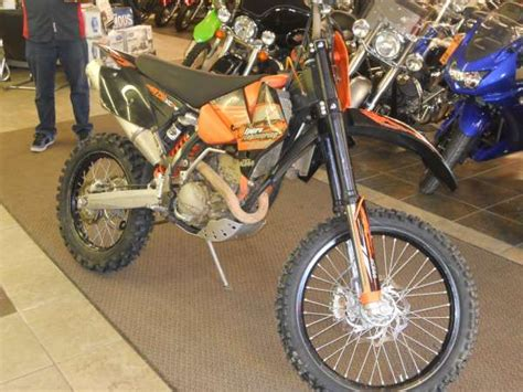 2007 Ktm 250 Xcf W Used 2007 Ktm 250 Xcf W For Sale Belvidere Il 61008 Us
