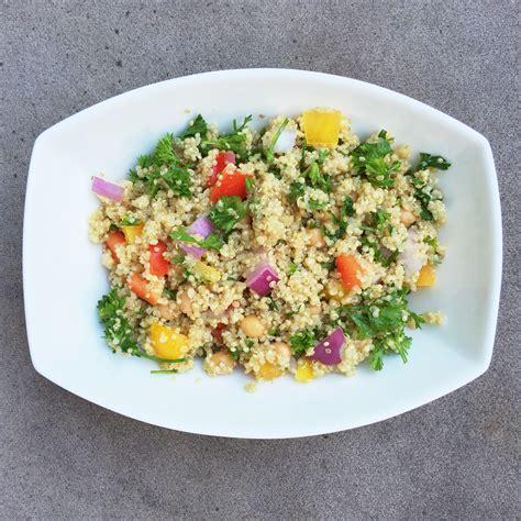 protein in quinoa quinoa protein salad kale krunches