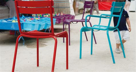 Luxembourg Chair Metal Chair Outdoor Furniture