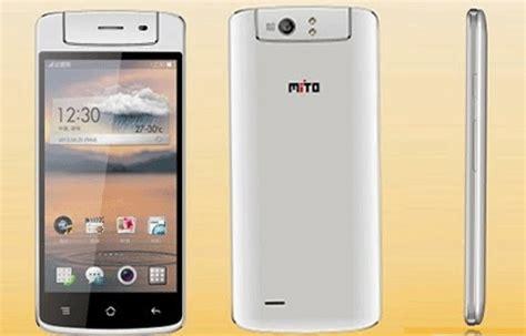 Touch Screen Mito A77 Hitam harga spesifikasi mito a77 selfie murah kamera putar tidak harus mahal kok