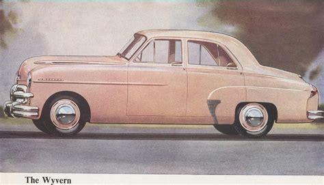 vauxhall car 1940 1940 s 1950 s vauxhall wyvern classic marques vauxhall