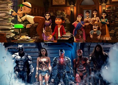 coco box office coco wins thanksgiving box office and tops justice league