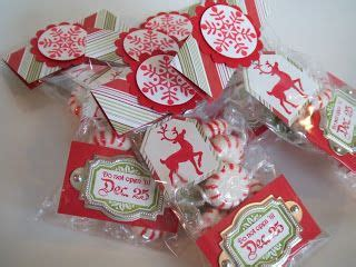 christmas candy party favor ideas favors favors and ideas