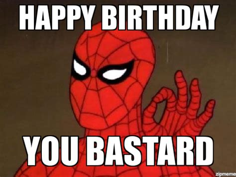 Spiderman Happy Birthday Meme - spider man happy birthday quotes quotesgram