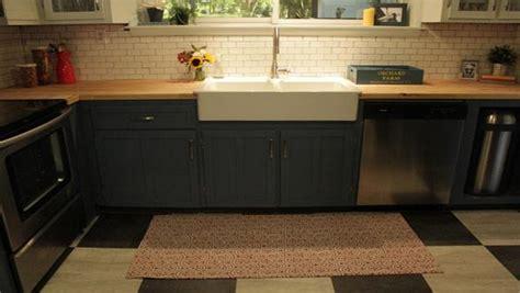 Diy Kitchen Floor Diy Kitchen Floor Mat Knock It The Live Well Network