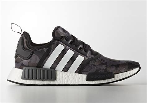 Bape Nmd Bape X Adidas Nmd Dead Stock Sneakerblog