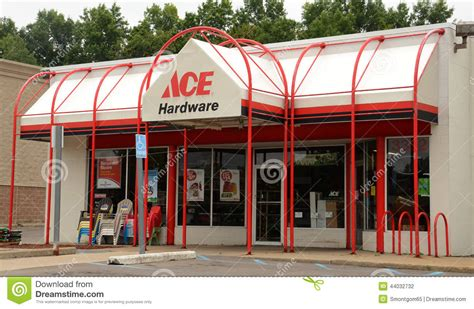 Ace Hardware Gift Card For Sale - ace hardware store front editorial photography image 44032732