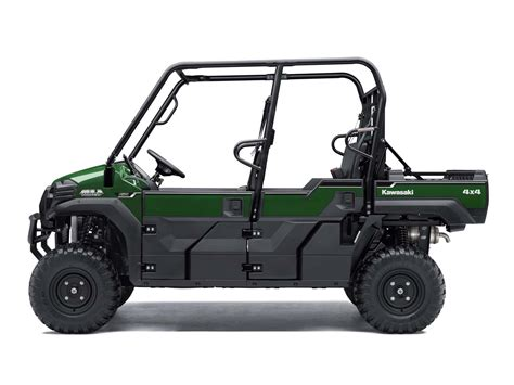 2017 Kawasaki Sport Side By Side by 2017 Kawasaki Mule Pro Side X Sides Atv Illustrated