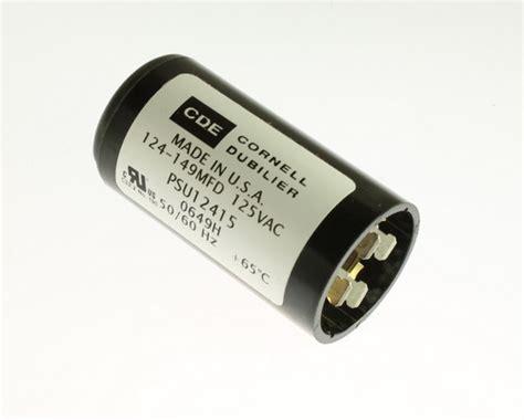 capacitor start motor function motor start capacitor function 28 images 2x 124uf 149uf 125vac motor start capacitor 124