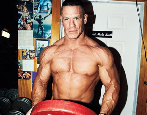 how much can john cena bench press john cena six weeks to more size and strength men s fitness