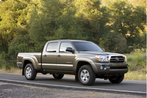 2009 Toyota Tacoma Recalls 2005 2009 Toyota Tacoma Recalled For Potential Airbag Issue
