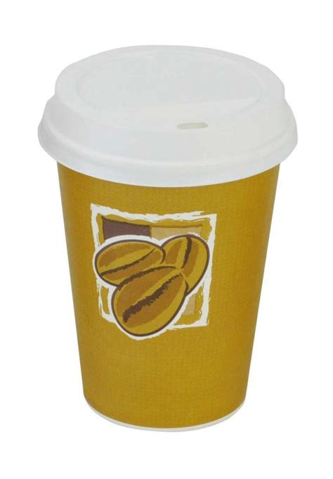 seda paper cups 12oz single wall beans design seda cup 1000 sedabean12
