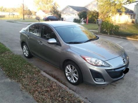 buy mazda 3 sport buy used 2010 mazda 3 s mazda3 sport 2 5l 6 speed in