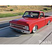 1968 Chevy C10  Simple Style Classic Trucks Truckin