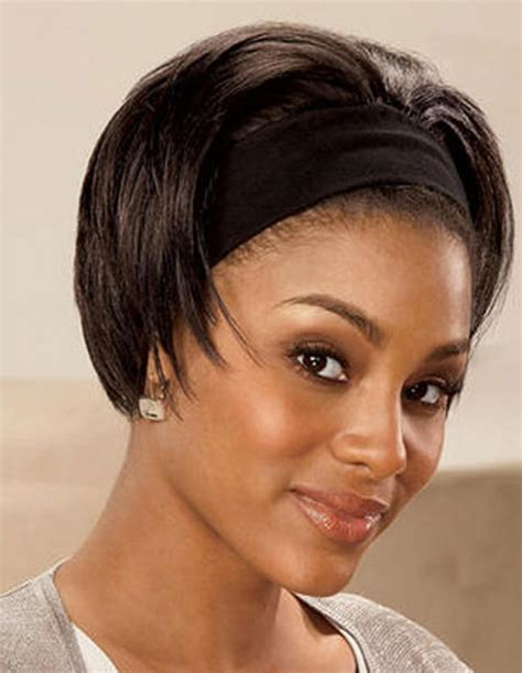 black hair media short hairstyles pictures of cute medium short hairstyles for black women