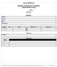 template for minutes 20 handy meeting minutes meeting notes templates