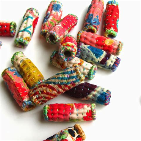beading textiles the silly boodilly the quilted bead
