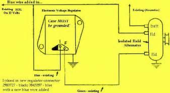 help w alternator wiring mopar forums
