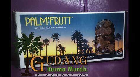 Buah Kurma Palm Frutt gudang kurma murah kurma palm frutt 500gr distributor