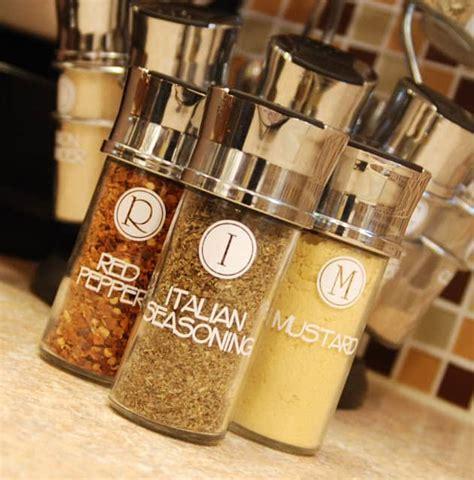kitchen canister labels burton avenue spice jar makeover burton avenue