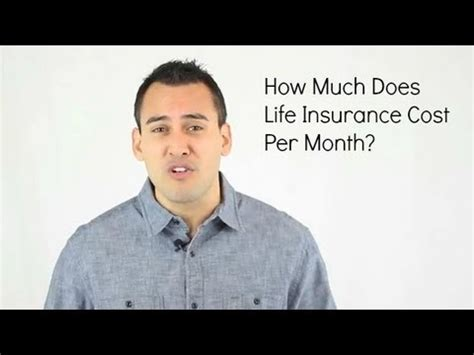 how much does house insurance cost per month how much does life insurance cost per month