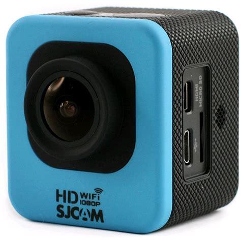 Sjcam Mini sjcam m10 wifi mini cube hd blue