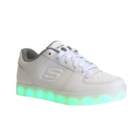 energy lights from skechers skechers energy lights 90601l white