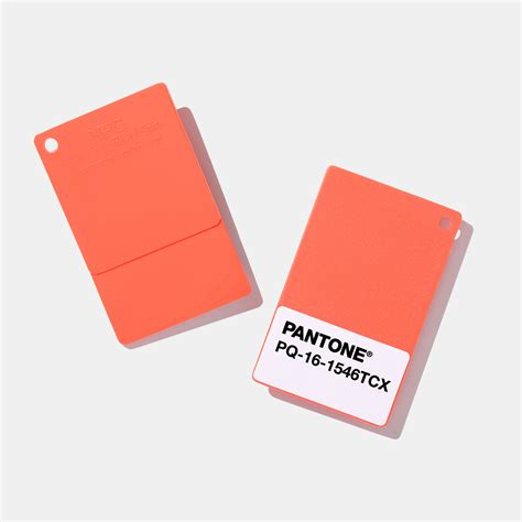 pantone color chips pantone color of the year 2019 pantone 16 1546 living