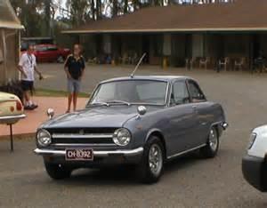 Isuzu Bellett Gt 1968 Isuzu Bellett Gt Ch2594 Shannons Club