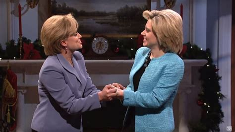 where does hillary clinton currently live watch tiny fey amy poehler reprise palin clinton roles on snl wrgt