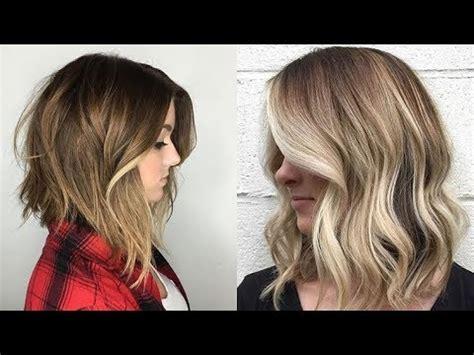 beautiful long bob hairstyles shoulder length hair cuts  bob haircuts  hairstyles