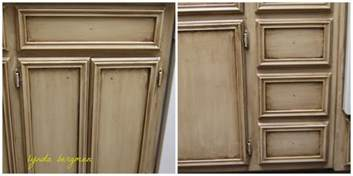 how to antique paint kitchen cabinets lynda bergman decorative artisan painting a special aging