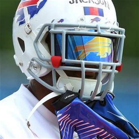 colored football visors nfl custom facemask and visors