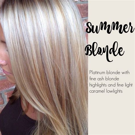 blonde low light hair colors summer blonde platinum blonde with fine ash blond