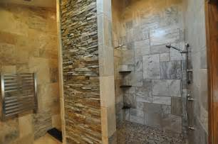 Bathroom Tile Wall Ideas Tile Shower Ideas Affecting The Appearance Of The Space