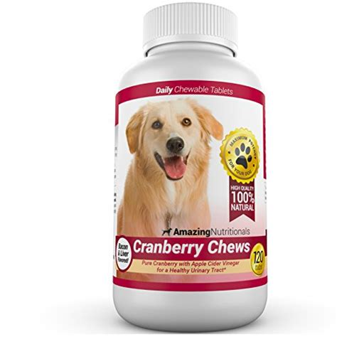 cranberry pills for dogs amazing cranberry herbal supplements for dogs pet antioxidant urinary tract and ebay