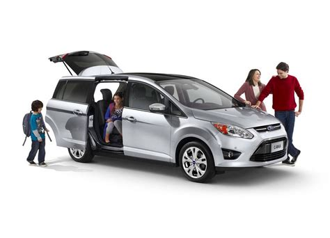 family car ford ford c max wallpapers family car xcitefun