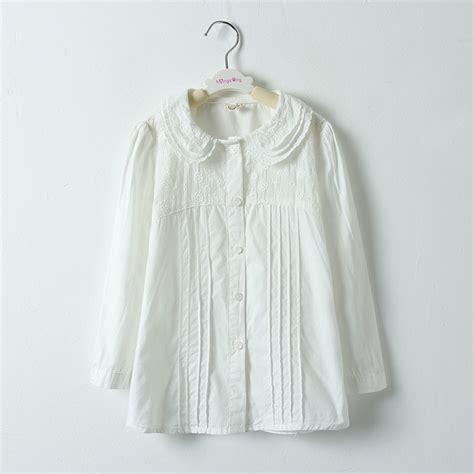 Supplier Baju List Blouse Hq 1 aliexpress buy children school white blouse for