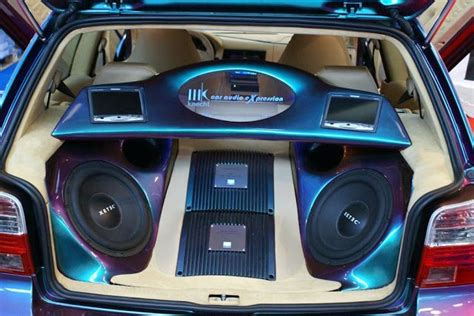 Musik Auto by Cars Tuning Car Car Audio Instalations
